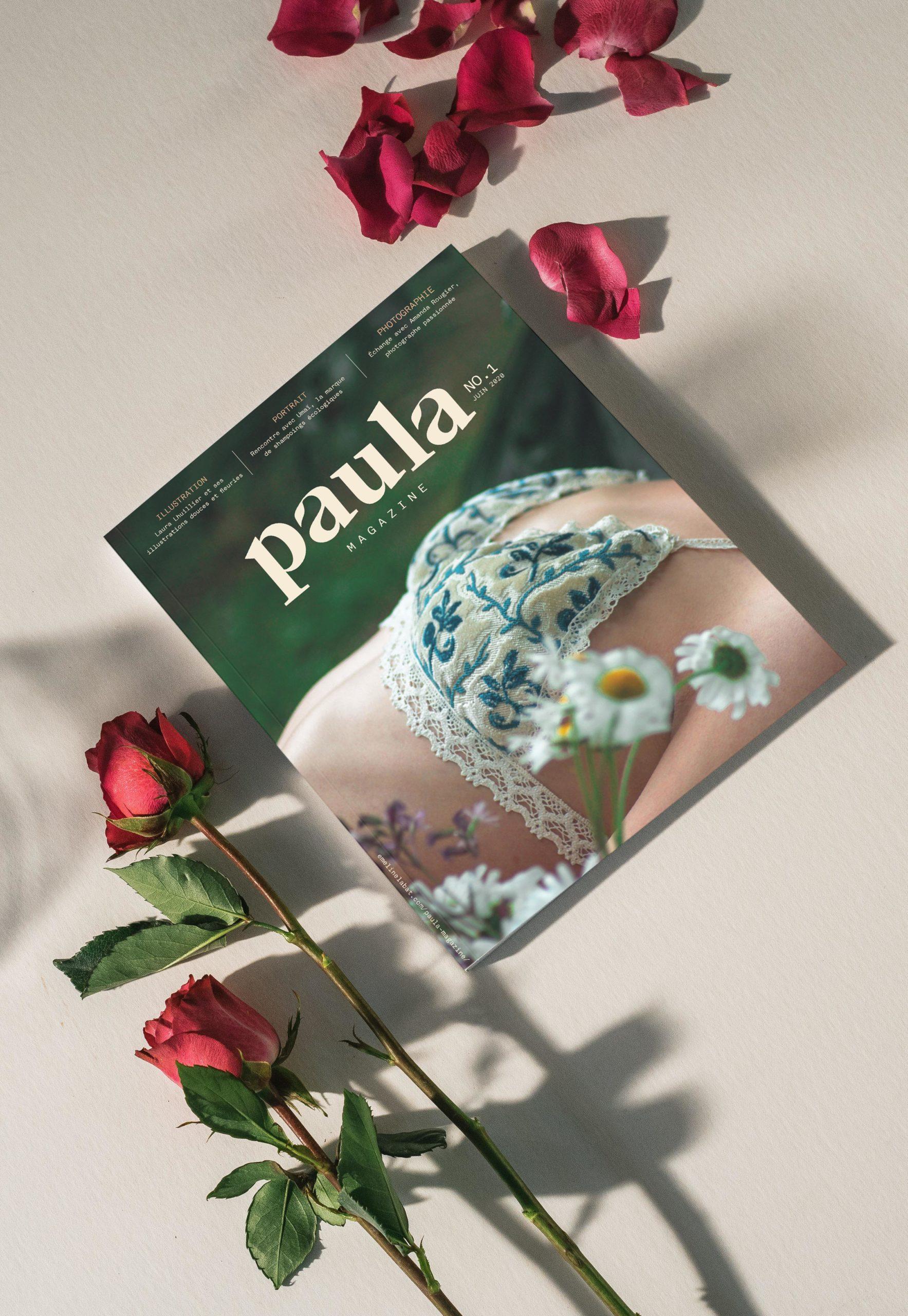 Paula Magazine - Direction Artistique