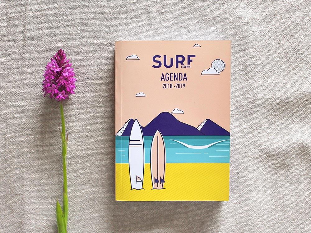 agenda-surf-session illustration