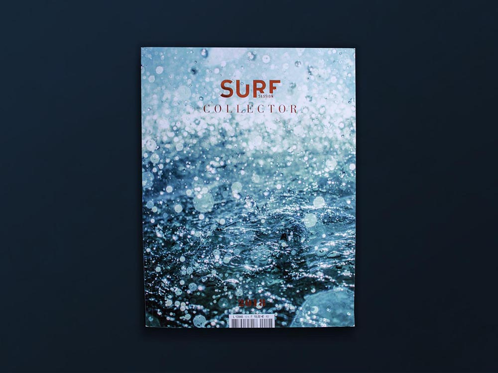 Edition Magazine Surf Session Collector