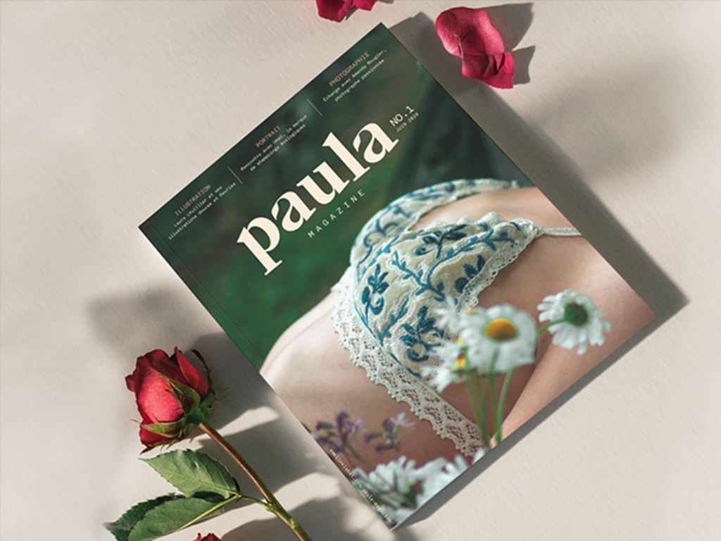 Pré-commander Paula Magazine n°2