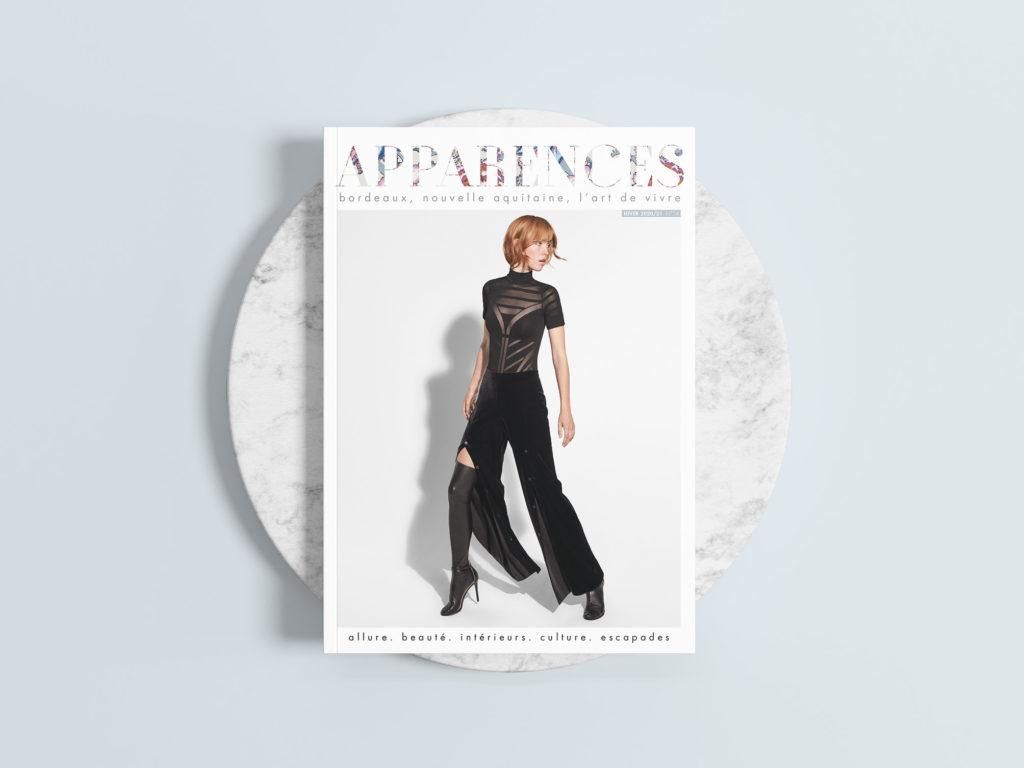 Magazine Apparences - Direction artistique
